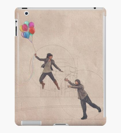 What are you drawing Ryan 161 iPad Case/Skin