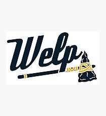 Welp Photographic Print