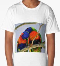 Love Birds Long T-Shirt