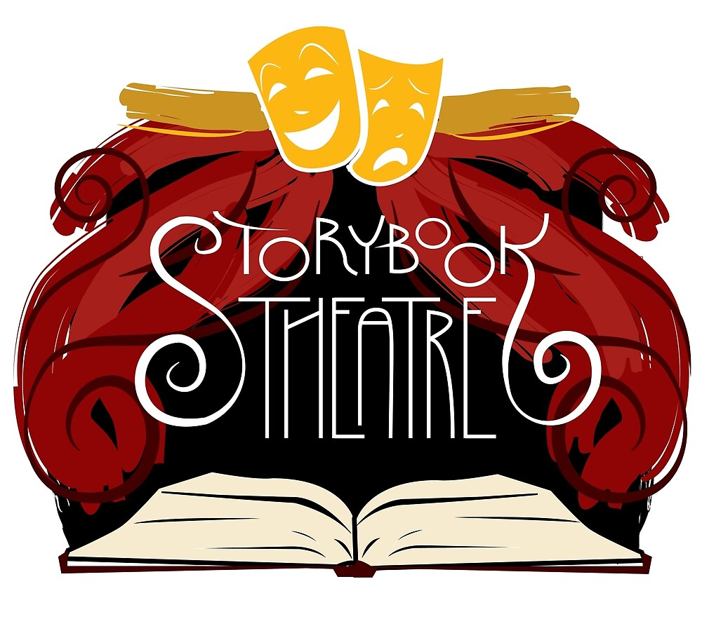 Storybook Theatre Logo by directorjewels