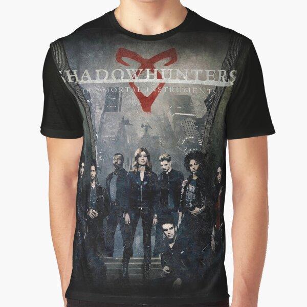 Shadowhunters Season 3  Graphic T-Shirt