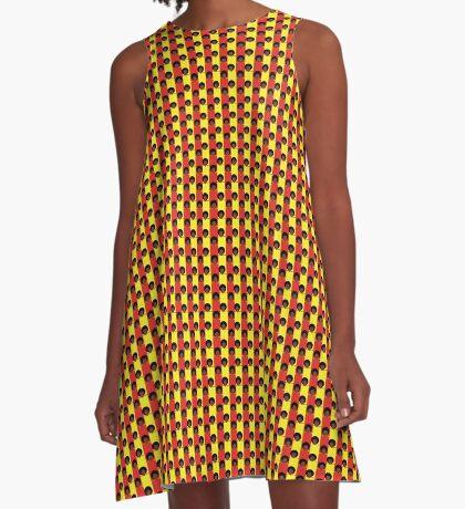 Pan-Afro1 A-Line Dress