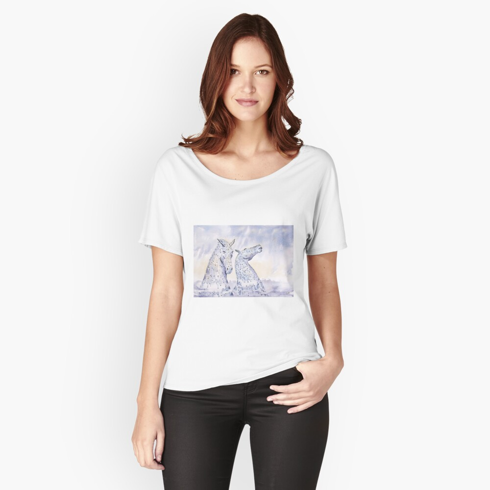 Water Kelpies Women's Relaxed Fit T-Shirt Front