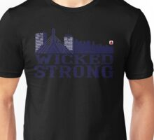 Boston Wicked Strong Unisex T-Shirt