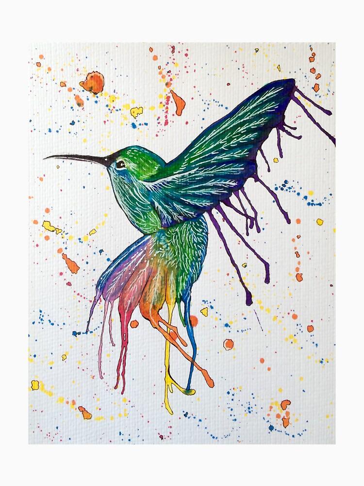 Hummingbird by NatalieHolden