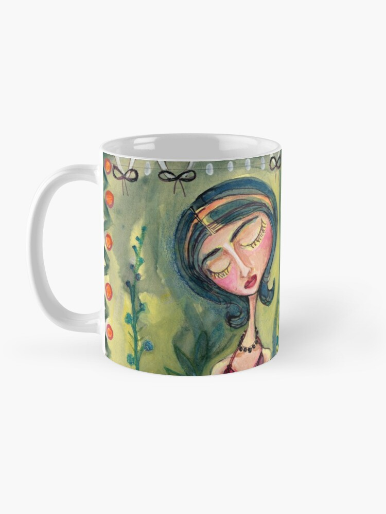 Alternate view of Dreamer Mug