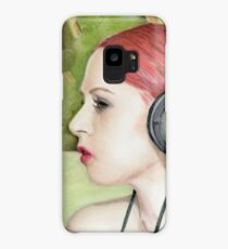 Music is life Case/Skin for Samsung Galaxy