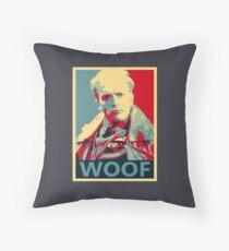 Cojín Lord Flashheart 'Woof' Design