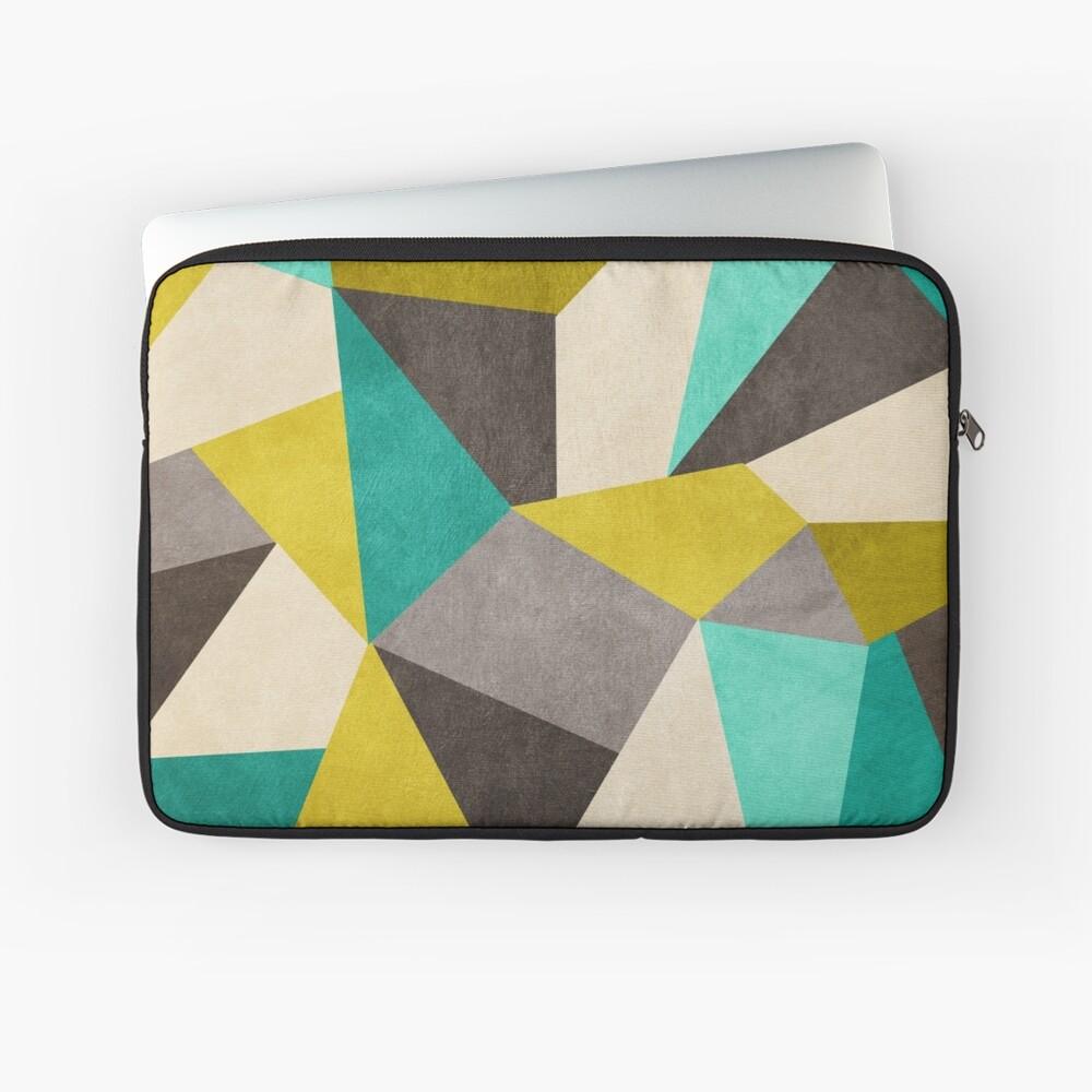 Polygons Laptop Sleeve