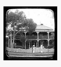 Country House Through The Viewfinder (TTV) Photographic Print