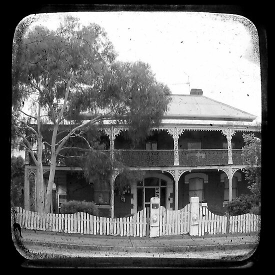 Country House Through The Viewfinder (TTV) by Kitsmumma