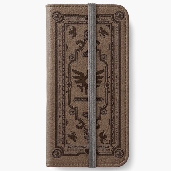 Dragon Quest Phone Case iPhone Wallet