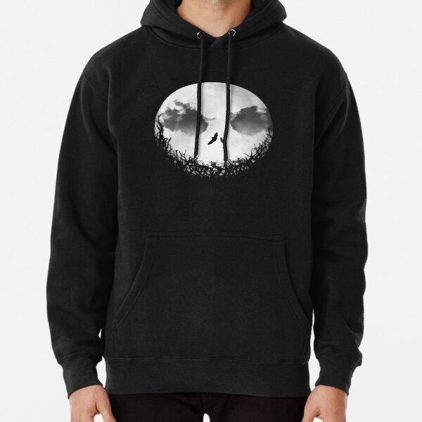 Crâne pochesweat-shirt spooky effrayant halloween vêtements costume