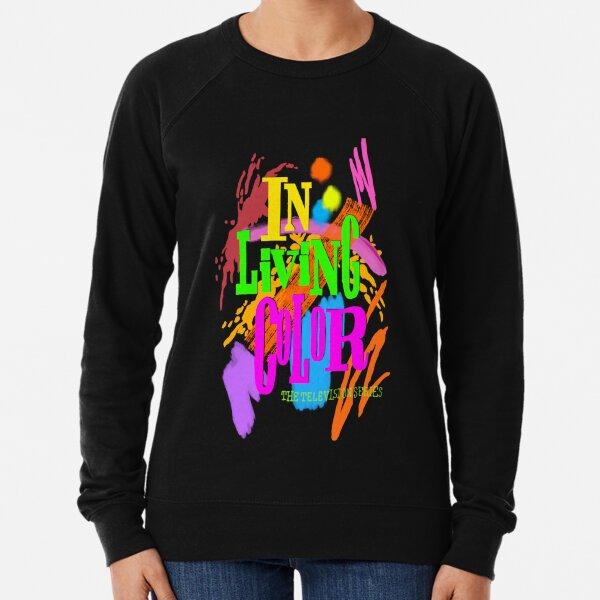 In Living Color Lightweight Sweatshirt