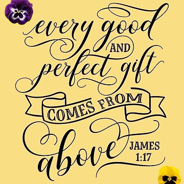 James 1:17 by DesignsByDebQ