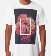 The 1975 Floral Rectangle Long T-Shirt