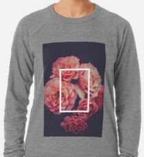 The 1975 Floral Rectangle Lightweight Sweatshirt