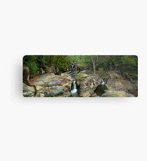 Crystal Creek Falls - Paluma Range - North Queensland Metal Print