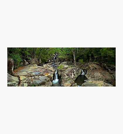 Crystal Creek Falls - Paluma Range - North Queensland Photographic Print