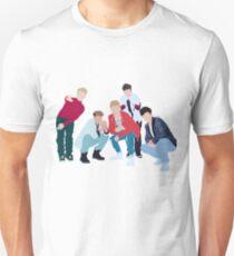 Retro Boyband Unisex T-Shirt