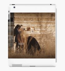 Photographers Shooting Photographers iPad Case/Skin