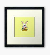 Easter Rabbit Framed Print