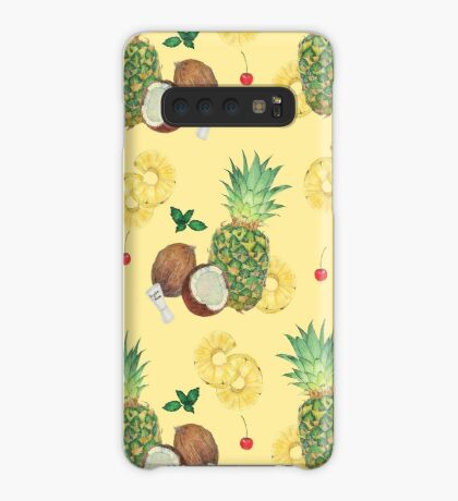pina colada Case/Skin for Samsung Galaxy
