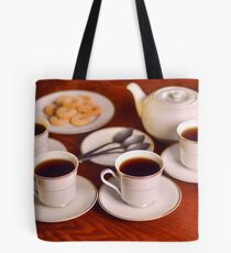Tea with friends  Tote Bag