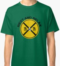 REST AND RELAX Classic T-Shirt