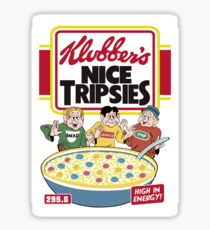 Klubbers Nice Tripsies Sticker