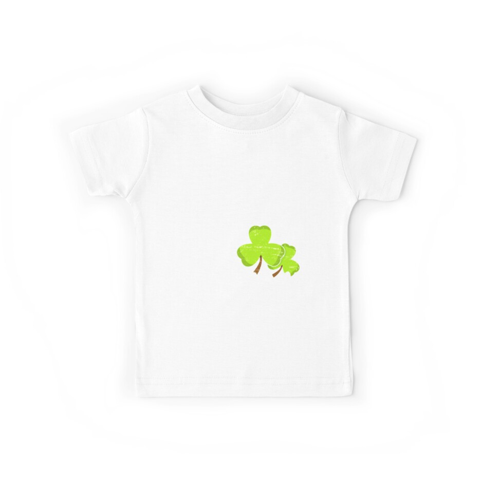 44f0bed3 Lucky To Be A Twin Dad St Patricks Day Father Shirt Family