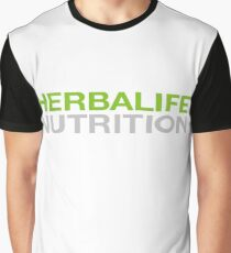 HERBALIFE NUTRITION Graphic T-Shirt