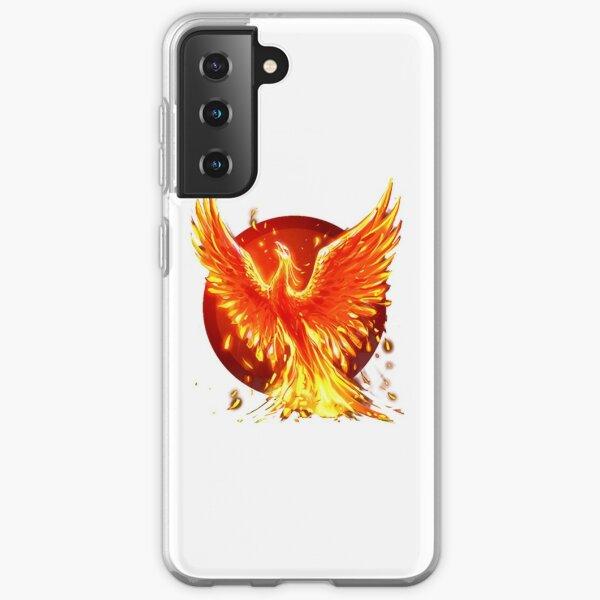 Phoenix Samsung Galaxy Soft Case