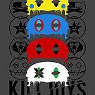 Killjoys, make some noise! by Lauren C