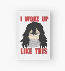 "Aizawa Shouta Eraserhead ""Ich bin so aufgewacht"" Chibi BNHA / MHA Notizbuch"