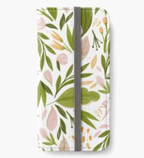 Blossoms iPhone Wallet/Case/Skin