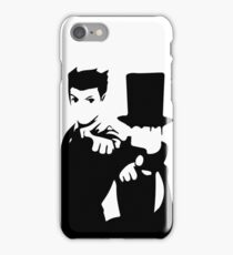 Puzzle Fiction iPhone Case/Skin