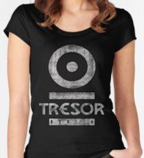 Tresor Berlin Women's Fitted Scoop T-Shirt