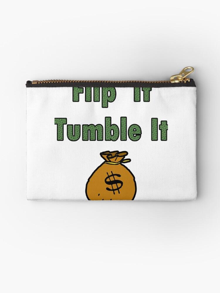 dc7a475d7fc0 I get the Bag Flip It Tumble it