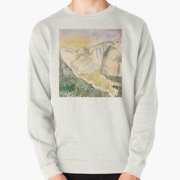 Yosemite Tunnel View Pullover Sweatshirt