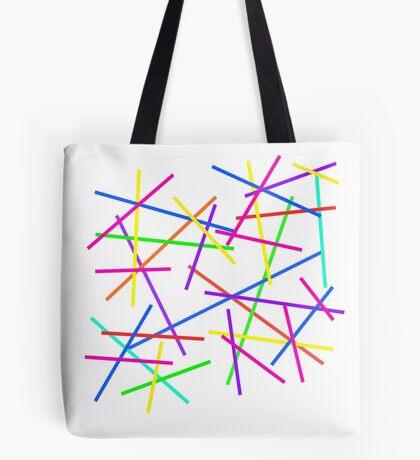 Pick-Up Sticks Tote Bag