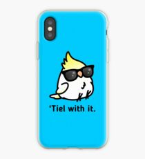 Tiel with it iPhone Case