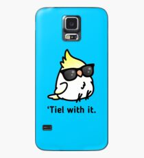 Tiel with it Case/Skin for Samsung Galaxy