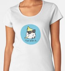 Tiel with it Women's Premium T-Shirt
