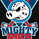 Mighty Pigs by rockbottomau