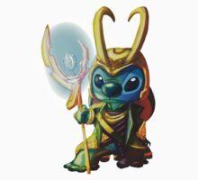 Stitch Loki | Unisex T-Shirt