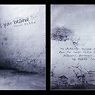 [CD Cover] Heart Falls - If You Believe by myoriginalsin