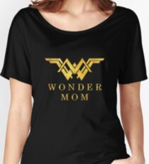 Wonder Mom Women's Relaxed Fit T-Shirt