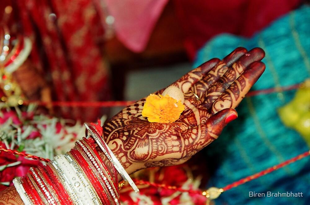 Wedding 3 by Biren Brahmbhatt