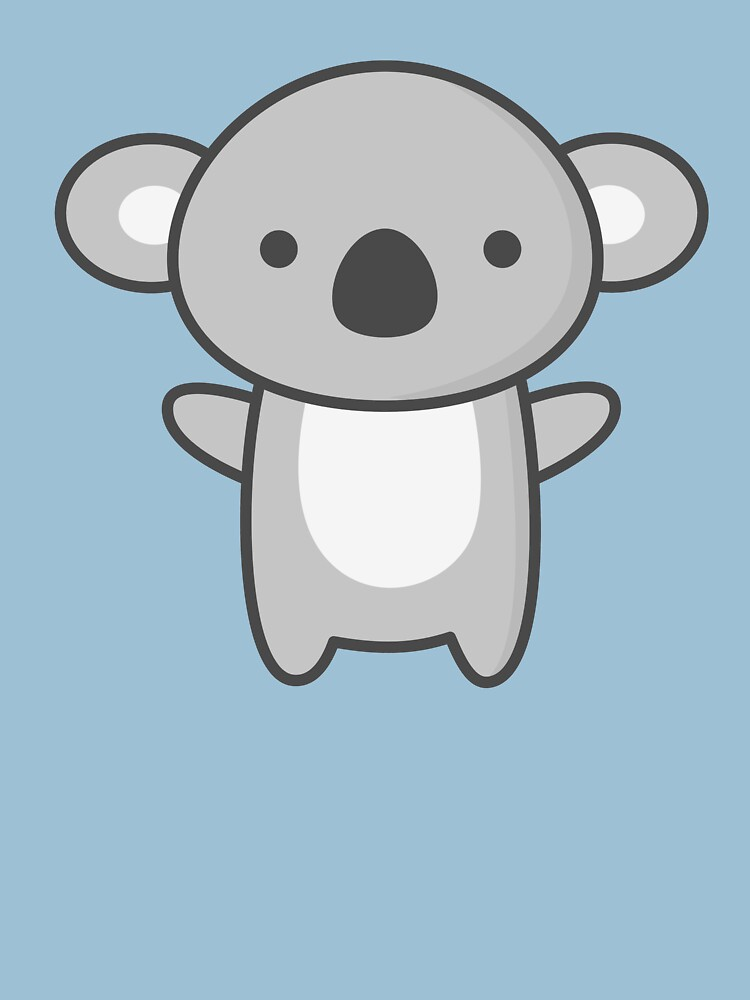 Kawaii Cute Koala de happinessinatee